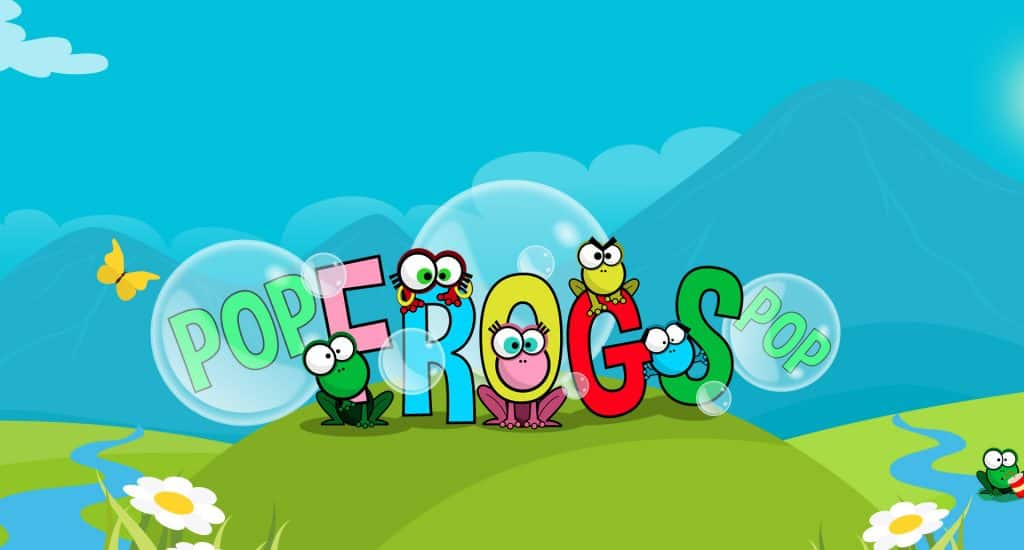POP FROGS - MOBILE GAME